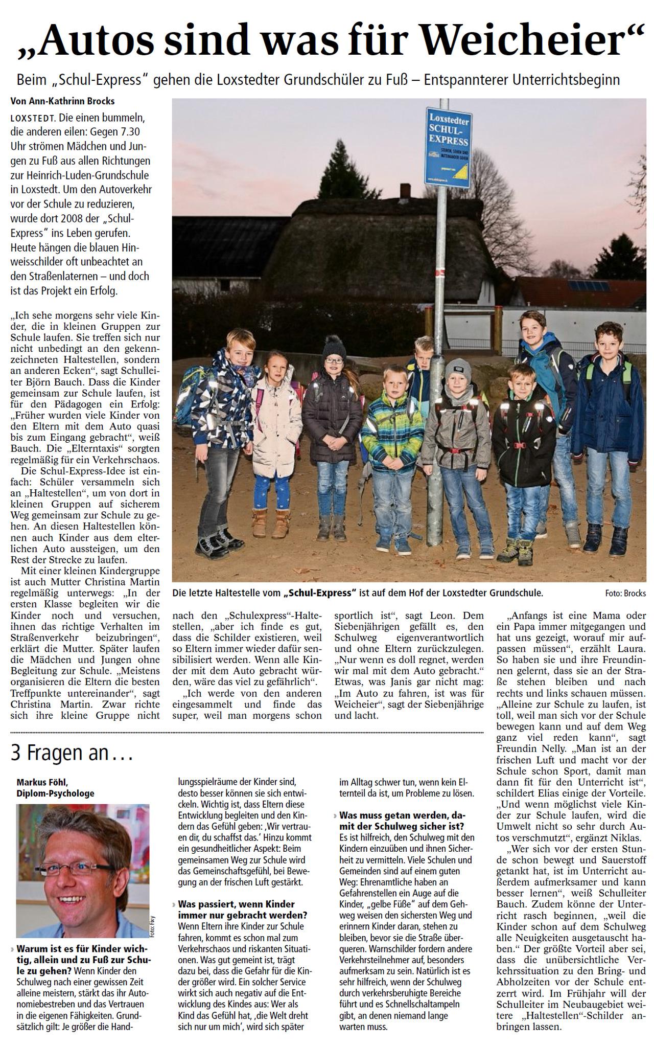 © Nordsee Zeitung